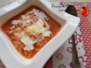 Bułgarska zupa  z dyni
