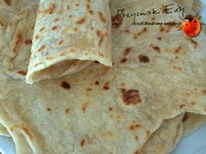 Domowa tortilla pszenna